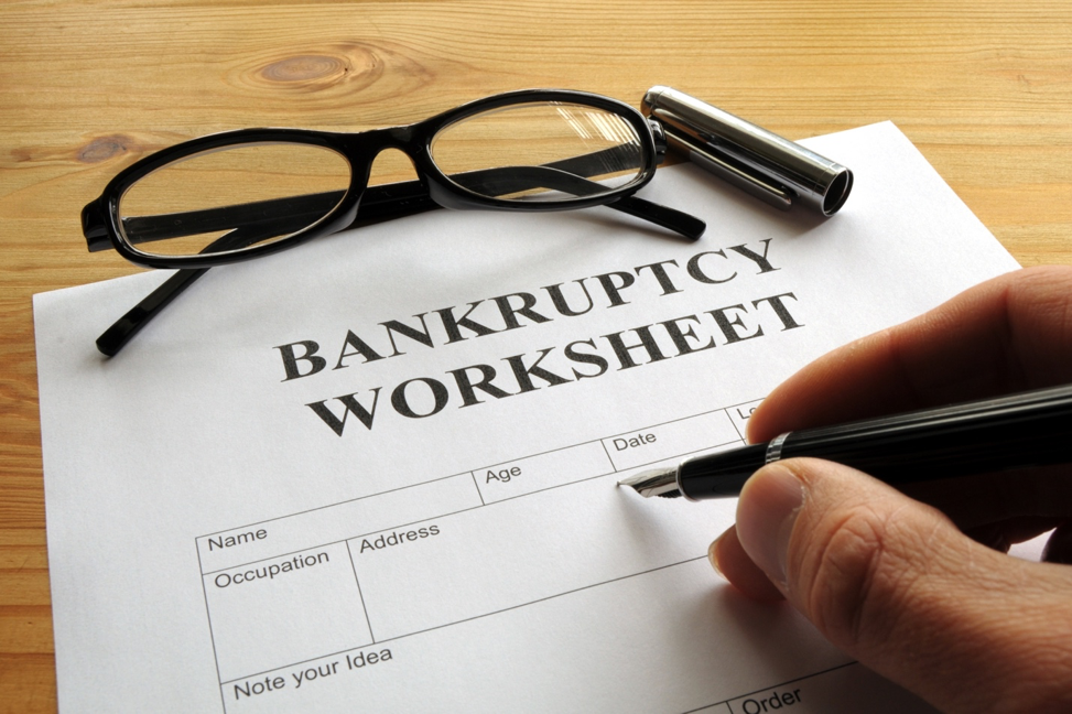 bankruptcy assistance